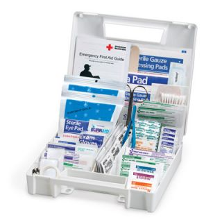 First Aid Only Large All Purpose First Aid Kit 181 PC