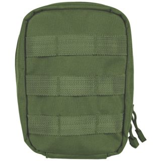 Modular MOLLE First Aid EMT EMS Tactical Trauma Pouch IFAK OD Police