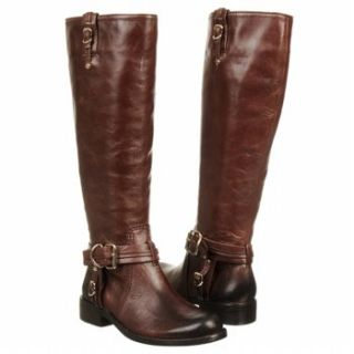 Womens Vince Camuto Kabo2 Wide Calf Rich Cocoa Leather