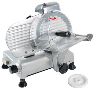 New 8 Blade Electric Commercial Meat Deli Food Slicer
