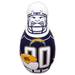 San Diego Chargers NFL Tackle Buddy Punching Bag