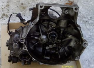 Ford Festiva 5 Speed Manual Transmission