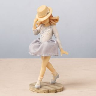 foundations girl tap dancer figurine