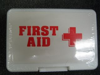Medical Emergency Portable Travel Car First Aid Supply Kit Basic