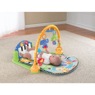 FISHER PRICE DISCOVER N GROW KICK & PLAY PIANO GYM ~NEW~