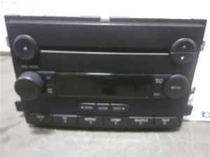 06 ford freestyle oem cd player radio lkq