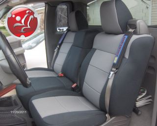 Neosupreme Custom Fit Front Seat Covers for Ford F350 Superduty