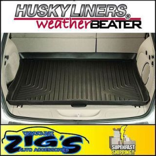 Weatherbeater Cargo Liner Mat for 08 13 Ford Taurus x Flex