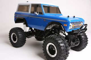 Tamiya 1973 Ford Bronco 4x4 CR 01 Kit 58436 New in Box