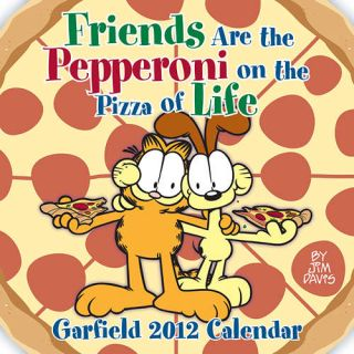 product description garfield 2012 wall calendar this is a 2012