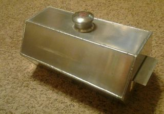 Aluminum custom gas tank rat rod gasser drag racing sand rail dune