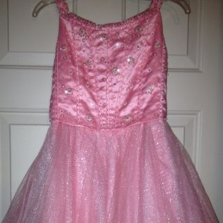 Girls Pageant Dress in Kids Clothing, Shoes & Accs