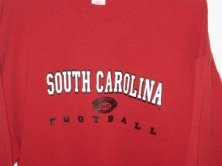 south carolina gamecocks russell sweatshirt adult large