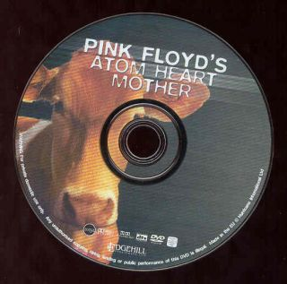 Pink Floyd DVD Atom Heart Mother Ron Geesin Composer