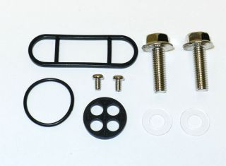 Kawasaki KZ250 KZ305 Fuel ck Repair Kit Gas Valve Tap