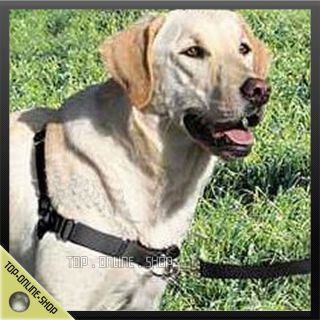 Dog No Pull Gentle Leader Easy Walk Training Lead Harness Leash