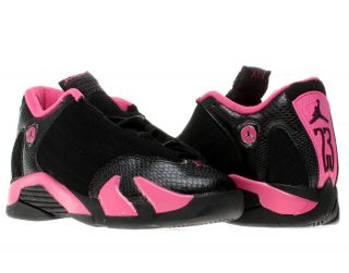Jordan Retro 14 PS Pre School Girls Basketball Shoes 467799 012