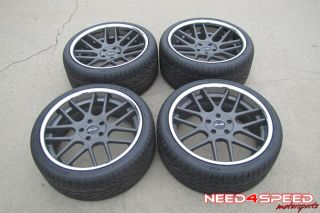 20 BMW E63 E64 M6 Gianelle Yerevan Wheels Rims Hankook K110 V12 EVO