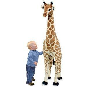 Giant Giraffe Plush Kids Boys Girls Baby Toy Large Soft Stuffed Animal