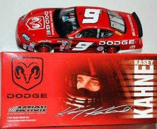 2005 Kasey Kahne Dodge Dealers 1 24 Diecast