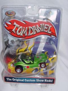 Green Sand Crab Dune Buggy Tom Daniel 1 43 Diecast New