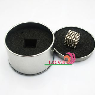 216 Sphere Cube Magnet Magnetic Balls Beads Puzzle Fun Magic Toy Gift