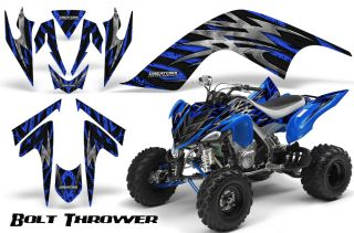 Yamaha Raptor 700 Graphics Kit Decals Stickers Creatorx BTBL