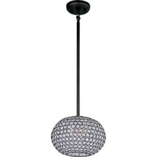 Monte Carlo Fan Company 3 Light Crystal Pendant