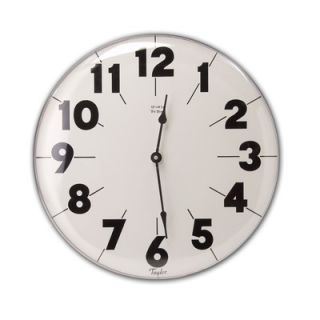 Taylor Extra Large 18 Metal Clock