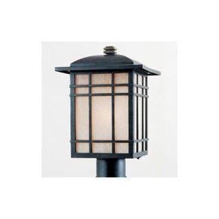 Quoizel 17 Hillcrest Outdoor Light Post Lantern in Imperial Bronze