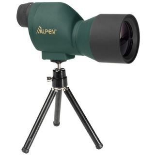 Alpen Outdoor 20x50 Waterproof Mini Spotting Scope