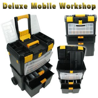 Portable Tool Storage Tool Box, Aluminum Chests