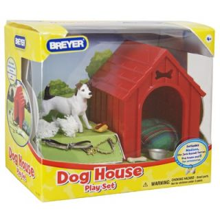 Breyer Horses Dog House Play Set
