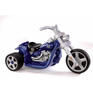 Fisher Price Power Wheels Harley Davidson Ride On Toy
