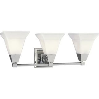 Progress Lighting Glenmont Polished Chrome Strip Light   P3137 15