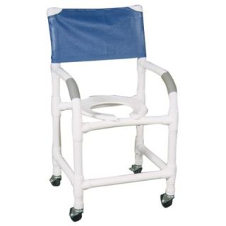 Standard Deluxe Shower Chair with Optional Accessories   118 3 KIT