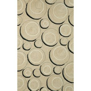 Tommy Bahama Rugs Cargo Pineapple Neutral Indoor / Outdoor Rug