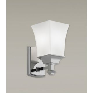 Norwell Lighting Sapphire One Light Wall Sconce   9711 BN SO / 9711