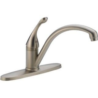 Collins Single Handle Centerset Duramount Kitchen Faucet   140 DST