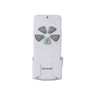 Monte Carlo Fan Company Handheld Remote Control for Ceiling Fans