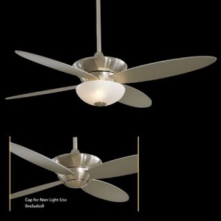 Minka Aire 52 Zen 4 Blade Ceiling Fan with Remote