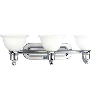 Progress Lighting Madison Vanity Light in Polished Chrome   P3163 15