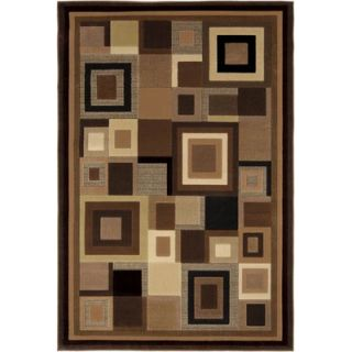 Home Dynamix Catalina Black/Brown Rug   4467 469