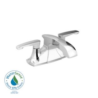 Centerset Bathroom Sink Faucet with Double Lever Handles   7005.201