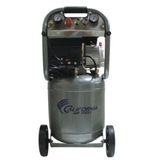 California Air Tools 210DLV 2.0 Hp, 10.0 Gal. Steel Tank Oil