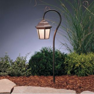 Kichler Traditional Olde Bronze Lantern Landscape Path Light