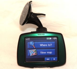 Garmin StreetPilot C340 GPS Receiver Navigation System with 2013 USA