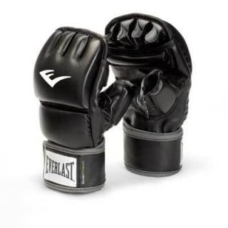 Everlast Wrist Wrap Heavy Bag Gloves s M Boxing MMA 4301SM