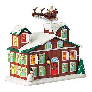 Countdown to Christmas House   Advent Calendar   Avon