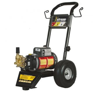 Heavy Duty 110V Electric Pressure Washer 1100PSI Baldor Motor Axial or